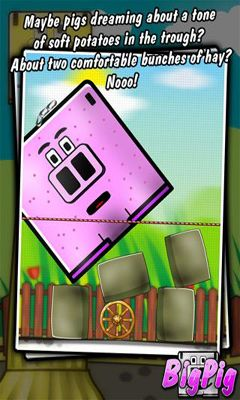 Download Big Pig Android free game.