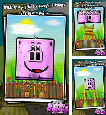 In addition to the game Waa Cha! for Android phones and tablets, you can also download Big Pig for free.