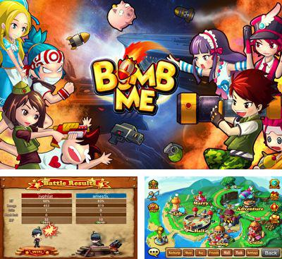 In addition to the game Bravoman Binja Bash for Android phones and tablets, you can also download Bomb Me for free.