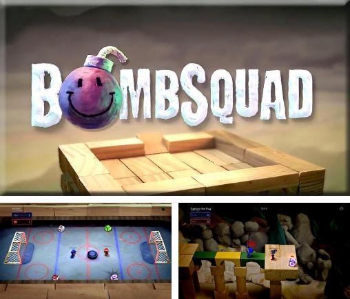 In addition to the game Tank battles for Android phones and tablets, you can also download Bomb squad for free.