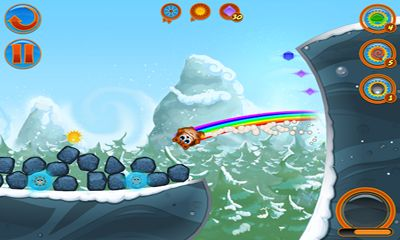 Screenshots of the Bombcats: Special Edition for Android tablet, phone.