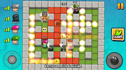 Bomber friends screenshot 1
