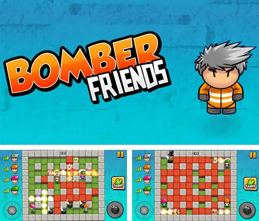 In addition to the game Bomberman vs Zombies for Android phones and tablets, you can also download Bomber friends for free.