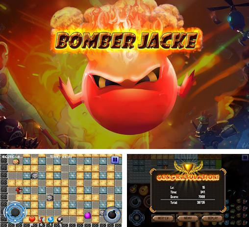 In addition to the game Bomber Mine for Android phones and tablets, you can also download Bomber Jackie for free.