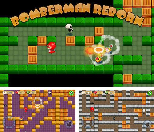 In addition to the game Bomber Mine for Android phones and tablets, you can also download Bomberman reborn for free.