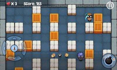 Download Bomberman vs Zombies Android free game.