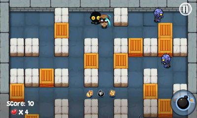 Jogue Bomberman vs Zombies para Android. Jogo Bomberman vs Zombies para download gratuito.