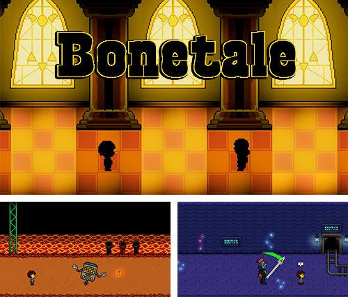 In addition to the game Bonetale for Android, you can download other free Android games for Digma Optima Prime.