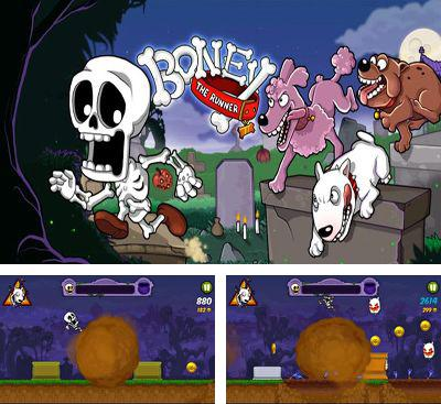 In addition to the game Mini Dash for Android phones and tablets, you can also download Boney The Runner for free.