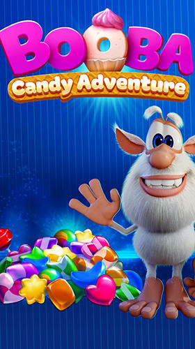 Booba candy adventure poster