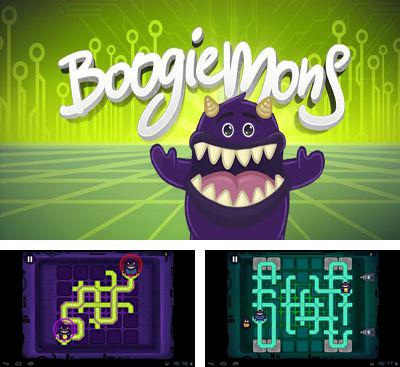 In addition to the game Ghostbusters Paranormal Blast for Android phones and tablets, you can also download Boogiemons for free.