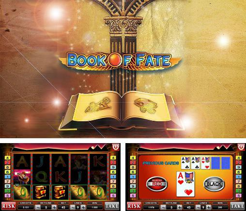 In addition to the game Mafia Farkle for Android phones and tablets, you can also download Book of fate: Slot for free.