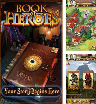 In addition to the game Bad Blood for Android phones and tablets, you can also download Book of Heroes for free.