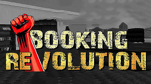 Booking revolution poster