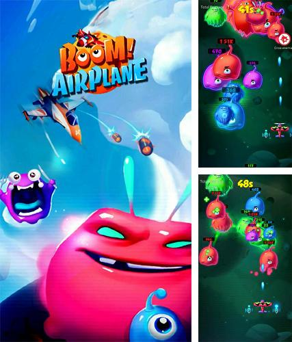 Boom! Airplane: Global battle war