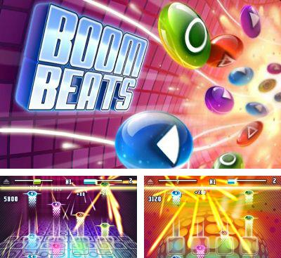 In addition to the game Jelly Wars Online for Android phones and tablets, you can also download Boom Beats for free.