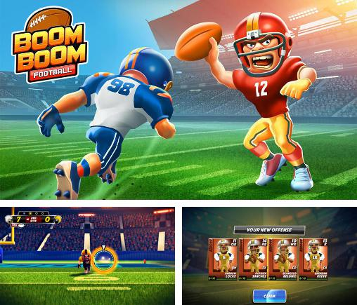 In addition to the game Big win: Football 2015 for Android phones and tablets, you can also download Boom boom football for free.