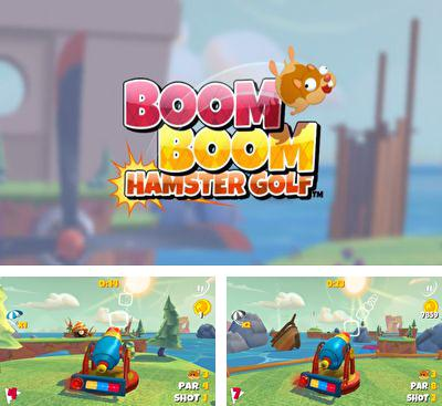 In addition to the game Safe Krackers for Android phones and tablets, you can also download Boom Boom Hamster Golf for free.
