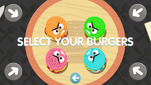 Download Boom burger Android free game.