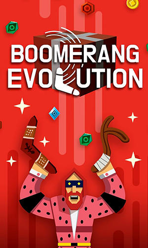 Boomerang evolution: Merge idle RPG poster