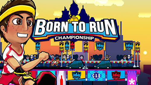 Born to run: Championship poster