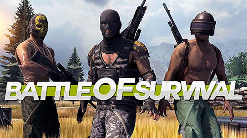 BOS: Battle of survival poster