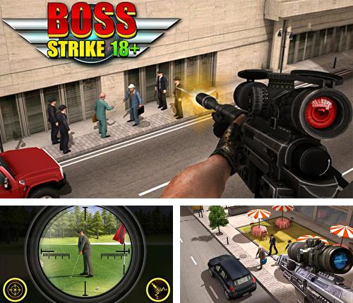 Boss strike 18+