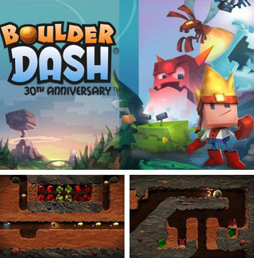 Boulder dash: 30th anniversary