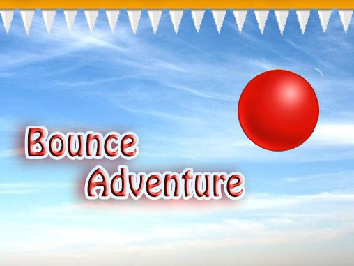 Bounce adventures poster