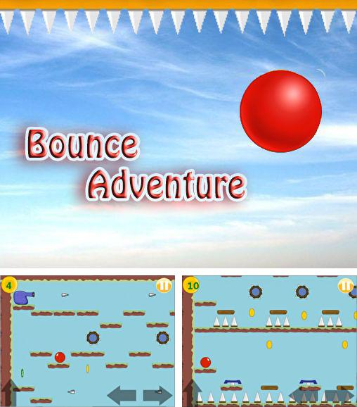 In addition to the game Cover Orange for Android phones and tablets, you can also download Bounce adventures for free.