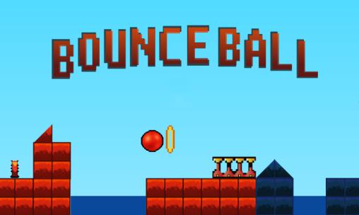 Bounce ball: HD original обложка