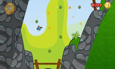 Bouncy Mouse screenshot 1