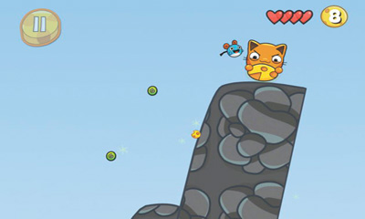 Screenshots do Bouncy Mouse - Perigoso para tablet e celular Android.