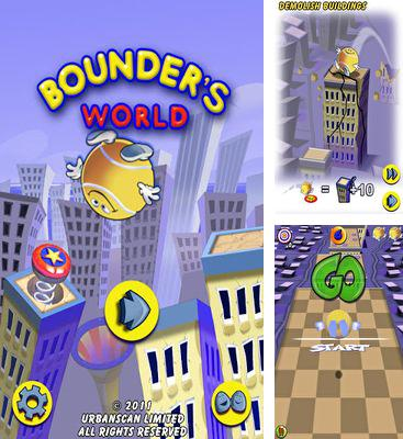 In addition to the game 3D X WaterMan for Android phones and tablets, you can also download Bounder's World for free.