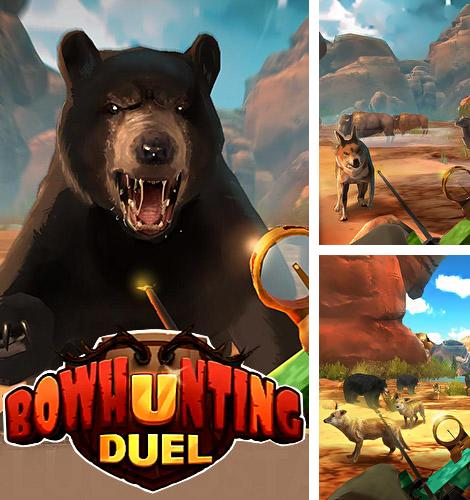 Bowhunting duel: 1v1 PvP online hunting game