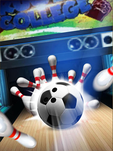 Screenshots von Bowling clash 3D für Android-Tablet, Smartphone.
