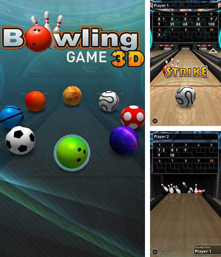 In addition to the game PBA Bowling Challenge for Android phones and tablets, you can also download Bowling game 3D for free.