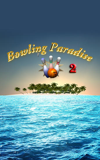 Bowling paradise 2 pro poster