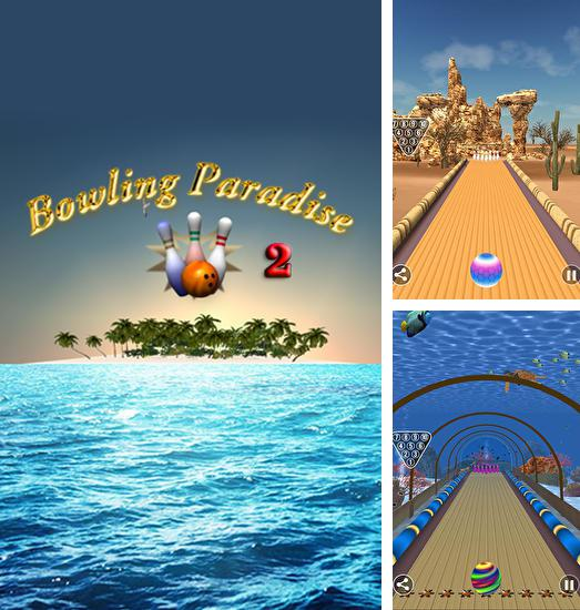 In addition to the game Connect'Em for Android phones and tablets, you can also download Bowling paradise 2 pro for free.