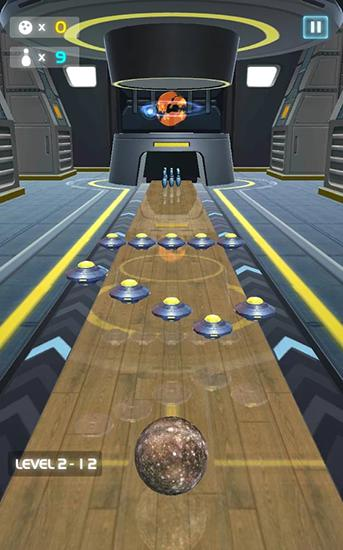 Screenshots von Bowling star für Android-Tablet, Smartphone.