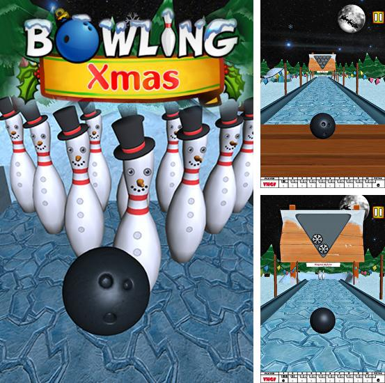In addition to the game Happy Snake for Android phones and tablets, you can also download Bowling Xmas for free.