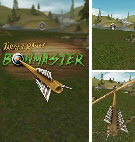 In addition to the game 3D Archery 2 for Android phones and tablets, you can also download Bowmaster archery: Target range for free.