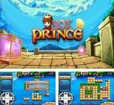 In addition to the game Blood Brothers for Android phones and tablets, you can also download Box Prince for free.