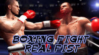 Boxing fight: Real fist APK