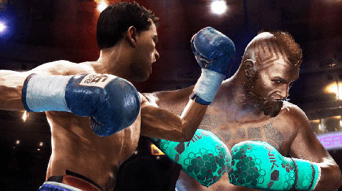 Screenshots von Boxing fight: Real fist für Android-Tablet, Smartphone.