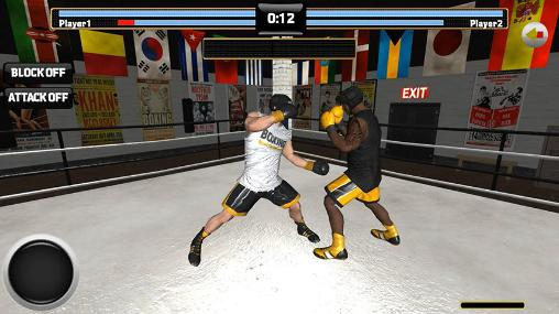 Screenshots von Boxing: Road to champion für Android-Tablet, Smartphone.