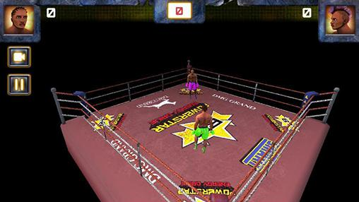 Screenshots von Boxing round für Android-Tablet, Smartphone.