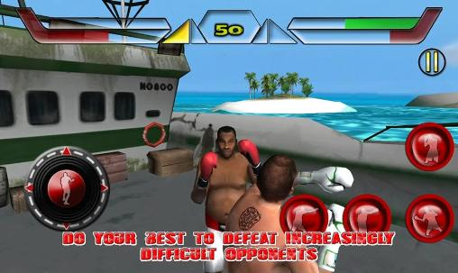 Screenshots von Boxing street fighter 2015 für Android-Tablet, Smartphone.
