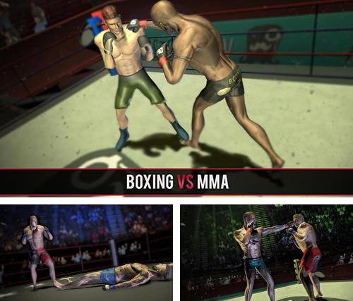 Boxing vs MMA Fighter
