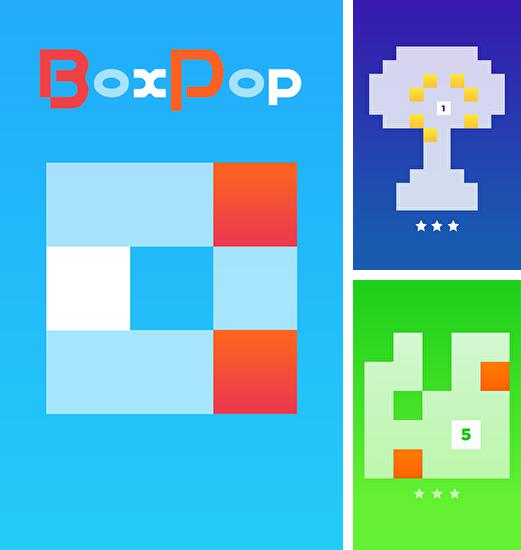 In addition to the game Hextacy for Android phones and tablets, you can also download Boxpop for free.